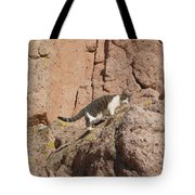 Pierre The Mountain Climber Tote Bag