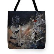 Pierrot Lunaire Tote Bag