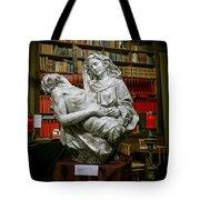 Pieta  Tote Bag