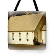 Piety Tote Bag