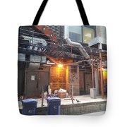 Pigeon Dock Tote Bag