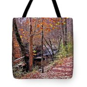 Pigeon Forge River Tote Bag