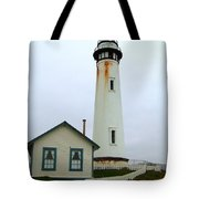 Pigeon Point Light Tote Bag