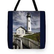 Pigeon Point Lighthouse II Tote Bag