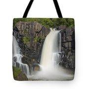 Pigeon River High Falls 10 Tote Bag