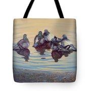 Pigeon Talk Tote Bag