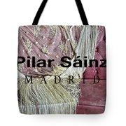 Pilar Sainz Designer Tote Bag