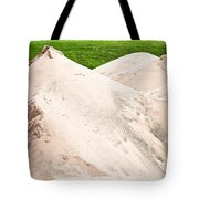Pile Of Sand Tote Bag