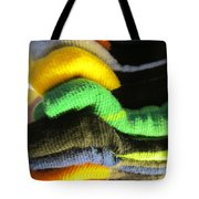 Piled Up Tote Bag