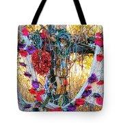 Pilgrimage Shrine Tote Bag