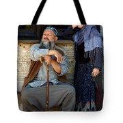 Pilgrims... Tote Bag