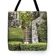 Pilgrim's Steps Tote Bag