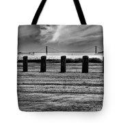 Pillared Bridge Tote Bag