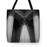 Pillars Of Strength Tote Bag