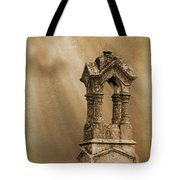 Pillars The Forgotten Series 07 Tote Bag
