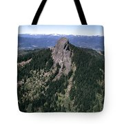 Pilot Rock Tote Bag