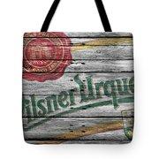 Pilsner Urquell Tote Bag