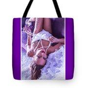 Pin-up Bride Tote Bag