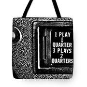 Pinball Special Tote Bag