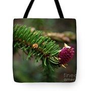 Pine Blossom Tote Bag