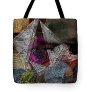 Pine Branches Tote Bag