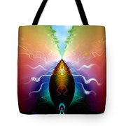 Pine Cone Dreams Tote Bag by Peter R Nicholls