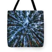 Pine Explosion Tote Bag