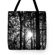 Pine Grove I Tote Bag
