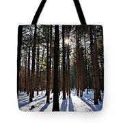 Pine Grove Vii Tote Bag
