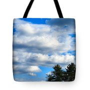 Pine Isand Tote Bag