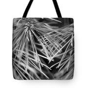 Pine Needle Abstract Tote Bag