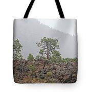 Pine On Lava Tote Bag