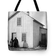 Pine Ridge Agency, C1891 Tote Bag