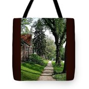 Pine Road Tote Bag
