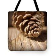 Pine Shadow Tote Bag