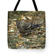 Pine Sikin Tote Bag