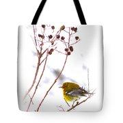 Pine Warbler-img-2143-001 Tote Bag