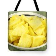 Pineapple Chunks Tote Bag