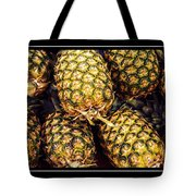 Pineapple Color Tote Bag
