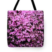 Pink As Pink Can Be Tote Bag