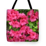 Pink Aura Tote Bag