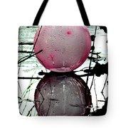 Pink Balloon Reflecting Tote Bag