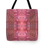 Pink Bubbles Tote Bag