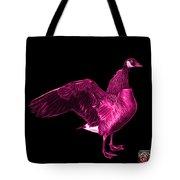 Pink Canada Goose Pop Art - 7585 - Bb  Tote Bag