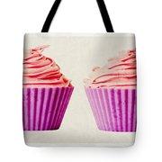 Pink Cupcakes Tote Bag