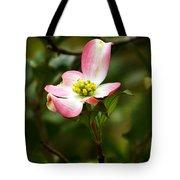 Pink Dogwood 2 Tote Bag
