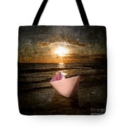 Pink Dreams Tote Bag by Stelios Kleanthous