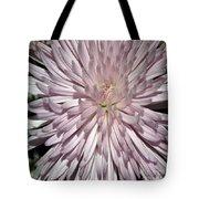 Pink Duvet Cover Tote Bag