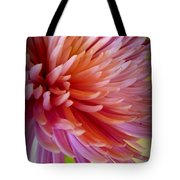 Pink Energy Tote Bag