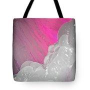 Pink Eye Ice Tote Bag